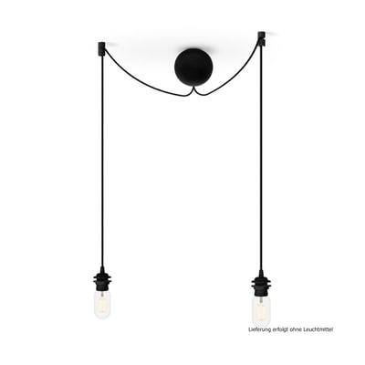 Cannonball Cluster 2er Lampenfassung-Set