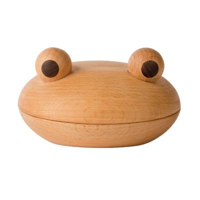 Frog Schale mit Deckel