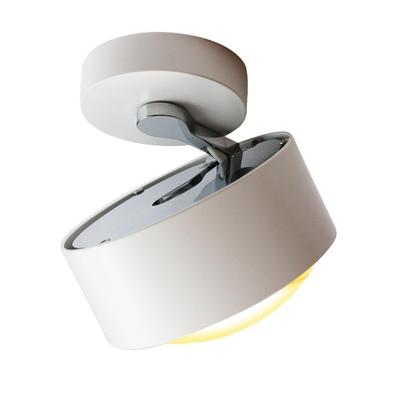 Puk Maxx Move LED Deckenleuchte Glas