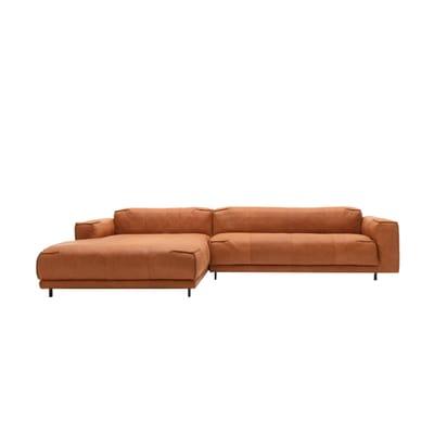 freistil 136 Sofa mit Longchair links
