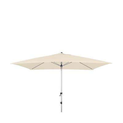 Expert Auto Tilt Sonnenschirm eckig ohne Schirmständer