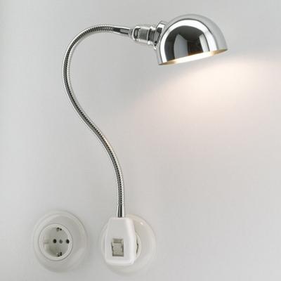 Glühwürmchen NeoClassic Kugelreflektor mit LED-Leuchtmittel
