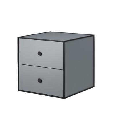 Frame Box mit 2 Schubladen