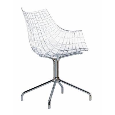 Meridiana Stuhl mit Standfuß