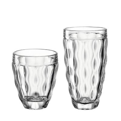 Brindisi Becher Trinkglas 8-tlg.