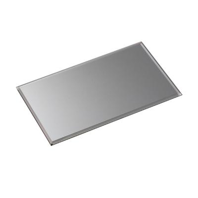 Stoff Glass Untersetzer rechteckig