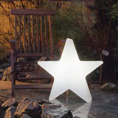Shining Star Solar LED Gartenleuchte