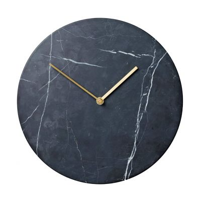 Norm Marble Wanduhr