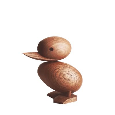 Duckling Holzfigur
