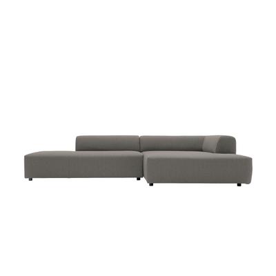 freistil 184 Lounge Sofa mit Longchair rechts