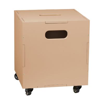 Cube Storage Box mit Rollen