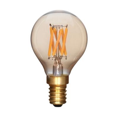 E14 LED Filament Pluto Leuchtmittel 3 W Tropfen