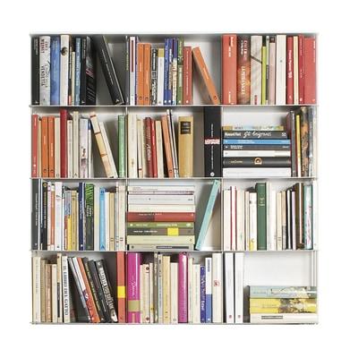 Krossing Regal für Bücher – 12 Fächer
