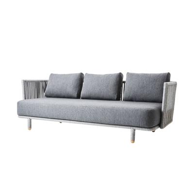 Moments Outdoor 3-Sitzer Sofa