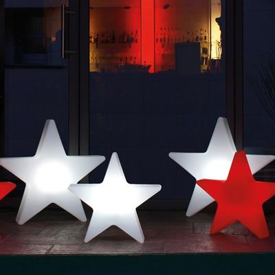 Shining Star In- und Outdoor LED Universalleuchte mit Farbwechsler