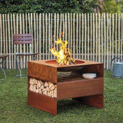Light-my-fire Great Cube Feuerstelle