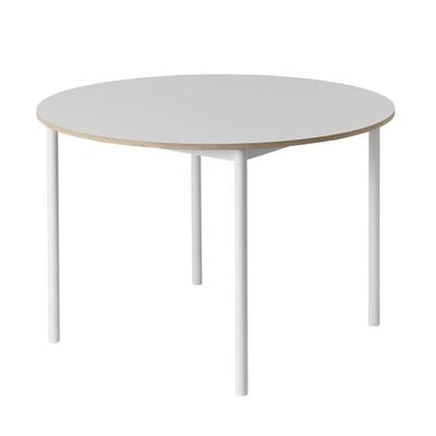 Base Tisch rund
