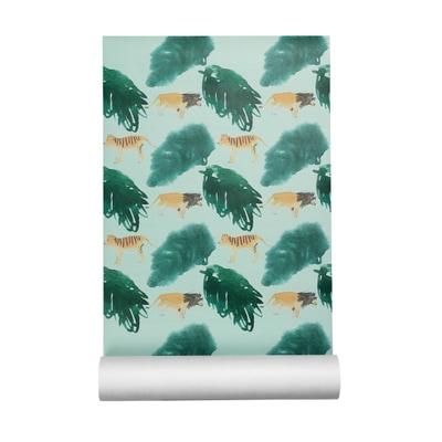 Safari Wallpaper Tapete