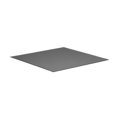 Tropfplatte Untersetzer zu Kubus, Line und Bowl