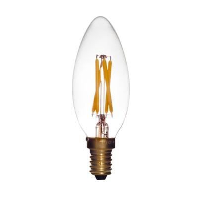 E14 LED Filament Candle Leuchtmittel 4 W Kerze
