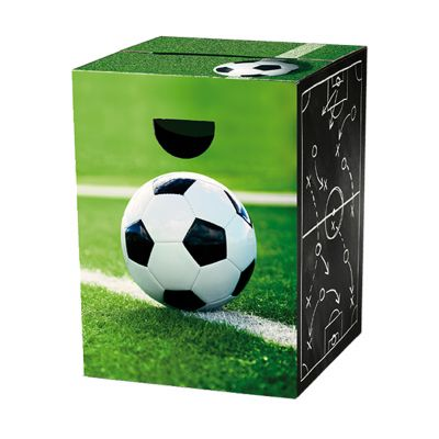 Papphocker Soccer Hocker