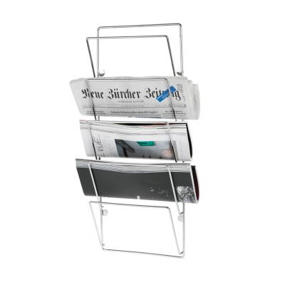 TMP Wand-Zeitschriftenhalter