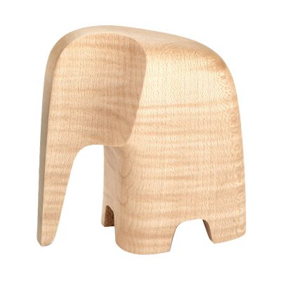 Olifant Holz Figur