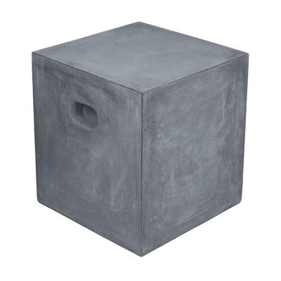 Fiber Cube Hocker und Beistelltisch