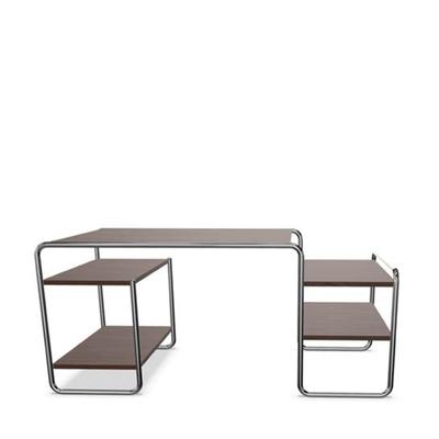 S 285 Schreibtisch mit Fachböden