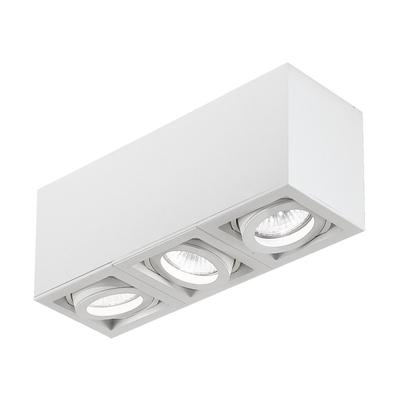 Light Box 3-flammig Deckenstrahler
