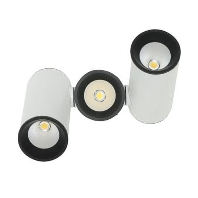 Tub LED Deckenleuchte 3-flammig