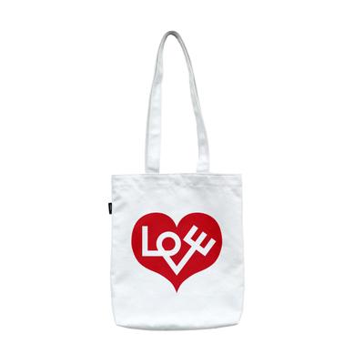 Graphic Bag Love Heart Tasche