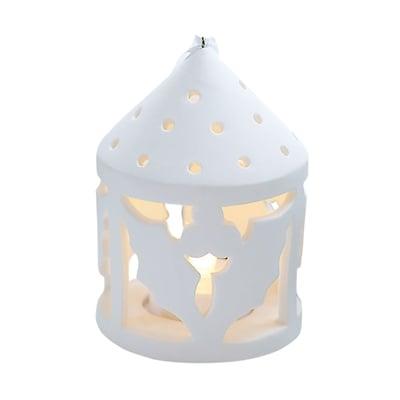Olina Lantern Holly LED Laterne