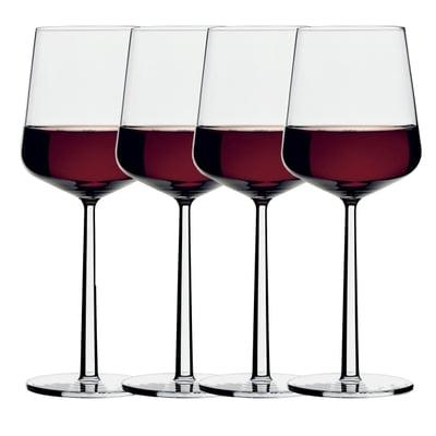 Essence Rotweinglas 4er-Set