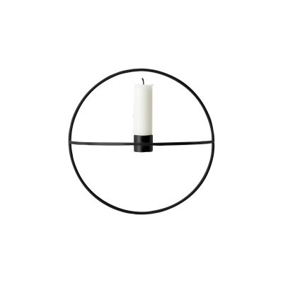 POV Circle Wand-Kerzenhalter