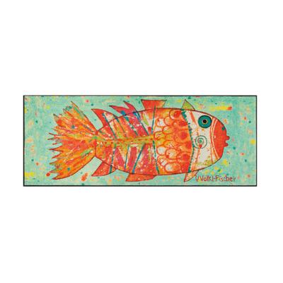 Funky Fish wash + dry Sauberlaufmatte