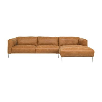 Benoni Sofa mit Longchair rechts