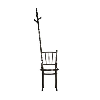 Extension Chair Stuhl mit Kleiderständer
