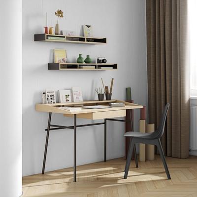 Ply Schreibtisch mit Schublade